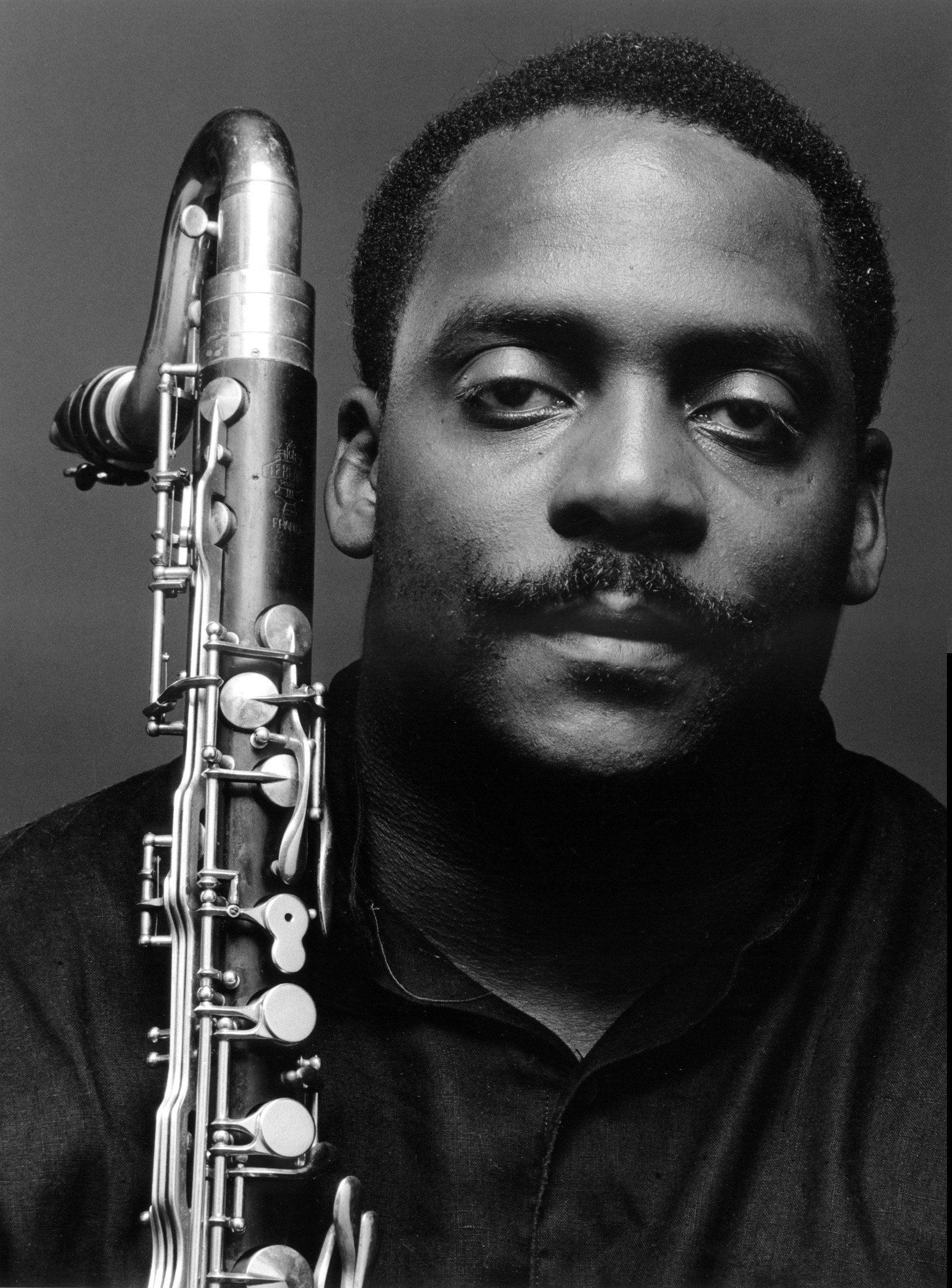 David Murray-bass clarinet