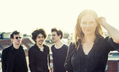 Dota und Band (c) Sandra Ludewig