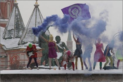 Pussy Riot - Red Square