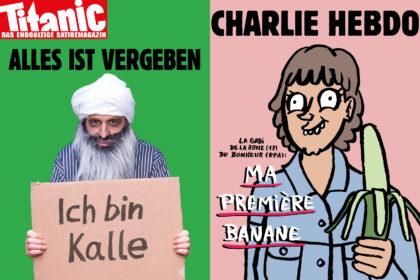TITANIC_Charlie Hebdo