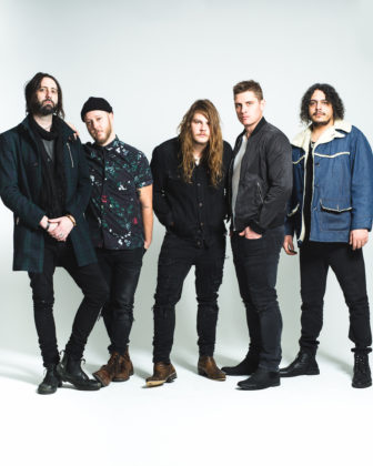 The Glorious Sons / Street Studios / LONDON / UK / Shot by Rob Blackham / www.blackhamimages.com / for EARACHE