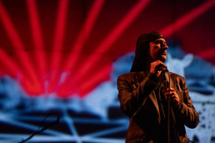 Laibach, Sound of Music, Graz 2018  Photos by Miro Majcen