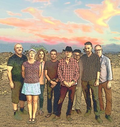 Mekons Band photo color NEW