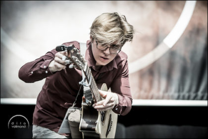 Alexandr Misko - 11.04.2018 - Musikmesse Frankfurt - Germany