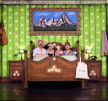 Watzmänner Kikeriki Theater Comedy Hall Darmstadt